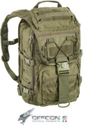 DEFCON 5 ZAINO MILITARE ASSAULT BACKPACK 45 litri GREEN MILITARY