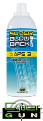SWISS ARMS SUPER BLOW BACK GAS 400ml - BASSE TEMPERATURE