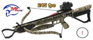 BALESTRA MANKUNG XB-21 CAMO 175lbs 245fps FULL KIT