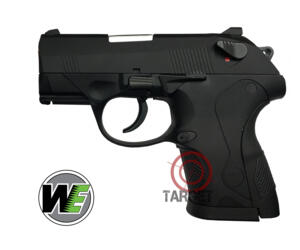WE PX4 BULLDOG COMPACT FULL METAL SCARRELLANTE BLACK