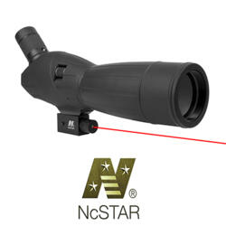NCSTAR SPOTTING SCOPE 20-60x60 CON LASER