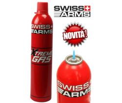 NEW - SWISS ARMS EXTREME BLOW BACK GAS 600ml - NEW