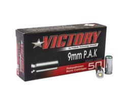 COLPI A SALVE VICTORY CAL. 9 mm