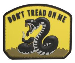 PATCH - DON' T TREAD ON ME