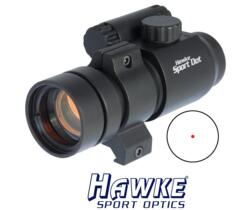 HAWKE RED DOT 1x30 4MOA 11mm/WEAVER