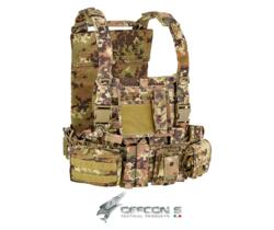 DEFCON 5 RECON HARNESS 1000D VEGETATO ITALIANO