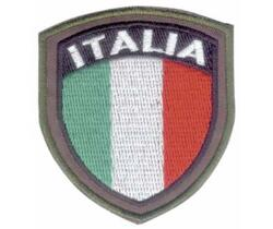 PATCH - SCUDO ITALIA RICAMATO NEW