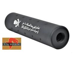 BIG DRAGON SILENZIATORE 130MM