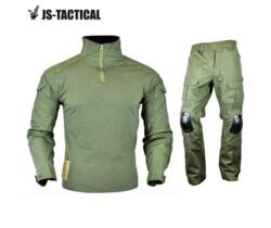 JS WARRIOR UNIFORME OD GREEN COMBAT