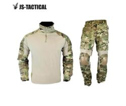 JS WARRIOR UNIFORME MULTICAM COMBAT