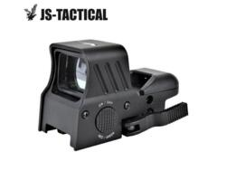 JS-TACTICAL DIGITAL REFLEX RED DOT NERO
