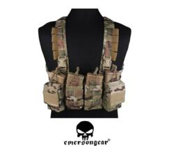 EMERSON TACTICAL VEST EASY CHEST RIG MULTICAM