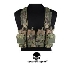 EMERSON TACTICAL VEST EASY CHEST RIG AOR2
