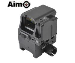 AIM-O FC1 RED DOT SIGHT 2 MOA NERO