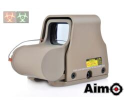 AIM-O RED DOT OLOGRAFICO PROFESSIONALE XPS-2 Z DARK EARTH