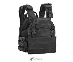 DEFCON 5 THUNDER VEST CARRIER CORDURA 900D BLACK