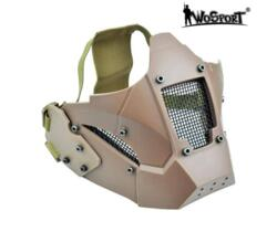 WO SPORT MASCHERA IRON WARRIOR TAN