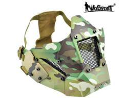 WO SPORT MASCHERA IRON WARRIOR MULTICAM