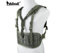 WOSPORT TACTICAL ONE-POINT SLING VEST VERDE