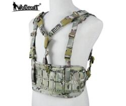 WOSPORT TACTICAL ONE-POINT SLING VEST MULTICAM
