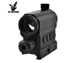 JS-TACTICAL MINI RED DOT 1X22 DIGITAL FULL METAL CON LASER