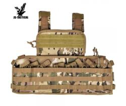 JS-TACTICAL RECON TACTICAL CHEST RIG MULTICAM