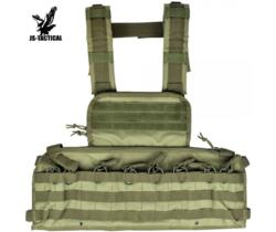 JS-TACTICAL RECON TACTICAL CHEST RIG VERDE