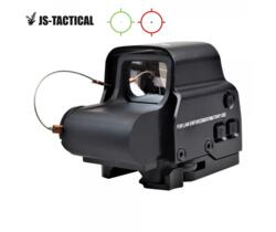JS TACTICAL RED DOT OLOGRAFICO PROFESSIONALE XPS-2 NERO