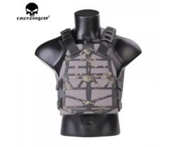 EMERSON GEAR FRAME PLATE CARRIER MULTICAM BLACK