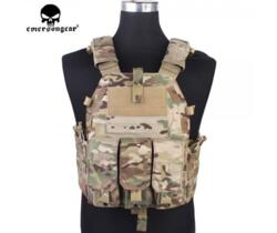 EMERSON GEAR TACTICAL VEST 094K M4 STYLE MULTICAM GENUINE PATTERN