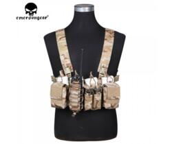 EMERSON GEAR D3CR TACTICAL CHEST RIG MULTICAM ARID