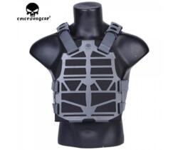 EMERSON GEAR FRAME PLATE CARRIER WOLF GRAY