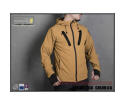 EMERSON GEAR-S GIACCA HATTORI SKIN WINDBREAKER COYOTE BROWN