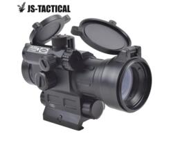 JS-TACTICAL RED DOT HD DIGITALE CON LASER FULL METAL