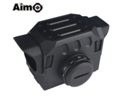 AIM-O EG1 RED DOT SIGHT 1.5 MOA NERO