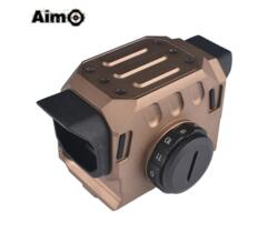AIM-O EG1 RED DOT SIGHT 1.5 MOA DARK EARTH