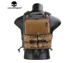 EMERSONGEAR LXB STYLE BANGER BACK PANEL COYOTE BROWN