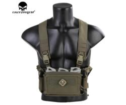 EMERSON GEAR MICRO CHEST RIG RANGER GREEN