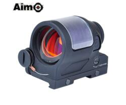 AIM-O RED DOT SRS 1X38 ENERGIA SOLARE NERO