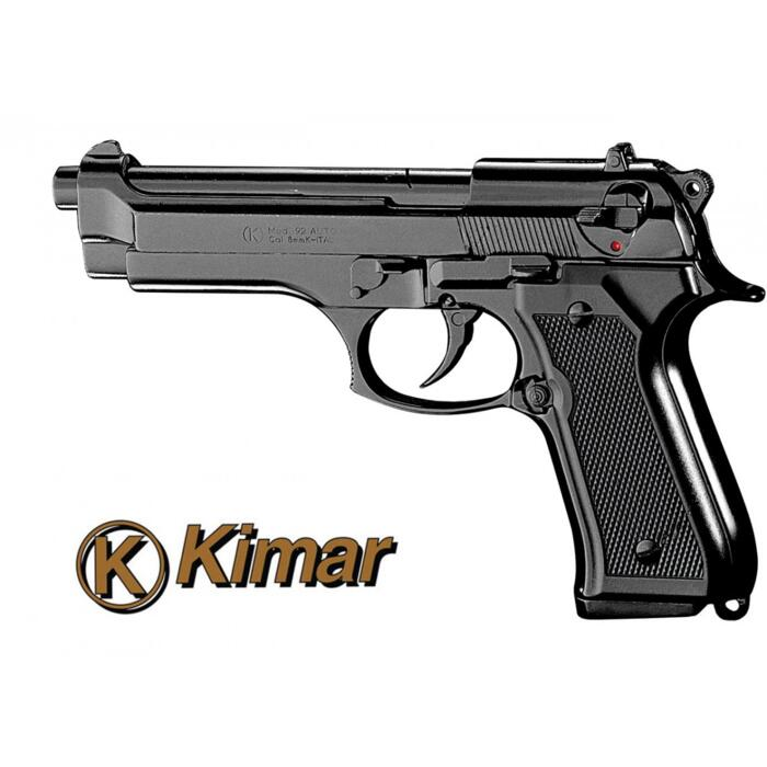 KIMAR 92 AUTO BLACK 8 mm
