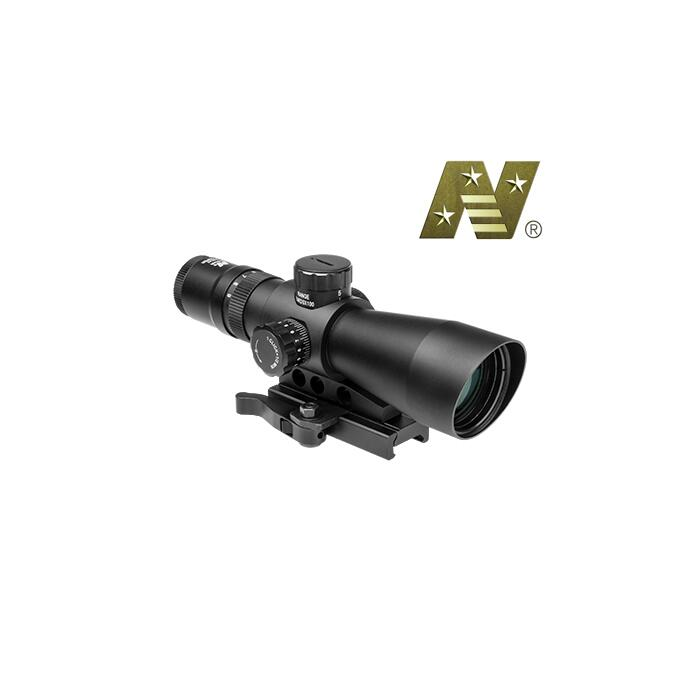 NC-STAR 3-9x42 MARK III TACTICAL RETICOLO MIL-DOT IR