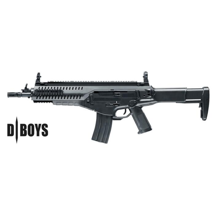 DBOYS 2.0 ARX-160 BLACK