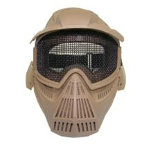 MASCHERA TAN TACTICAL  NEW