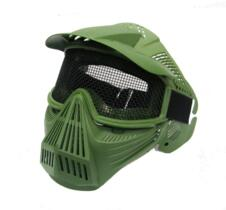 MASCHERA VERDE TACTICAL  NEW