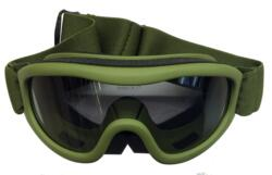 MASCHERA SURVIVAL CON 3 LENTI INTERCAMBIABILI GREEN