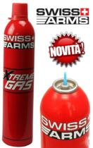 NEW - SWISS ARMS EXTREME BLOW BACK GAS 760ml - NEW