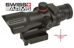SWISS ARMS RED DOT ADVANCED MILITARY