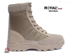ROYAL PLUS ANFIBI SWAT TAN