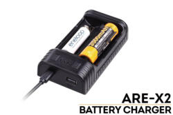 FENIX CARICABATTERIE ARE-X2 ADVANCED MULTI-CHARGER