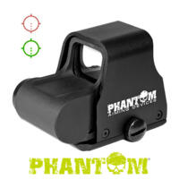 PHANTOM RED DOT 556 OLOGRAFICO PROFESSIONALE